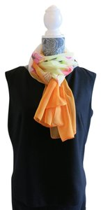 NEW!!! Summer scarf - flowers collection