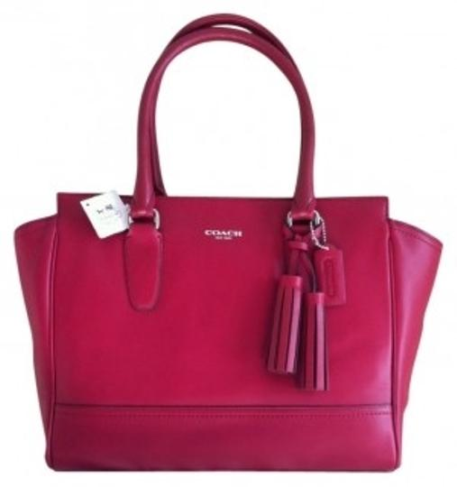 Preload https://item4.tradesy.com/images/coach-legacy-collection-black-cherry-tote-179698-0-0.jpg?width=440&height=440
