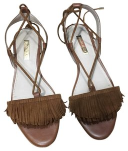 Louise et Cie Brown Sandals