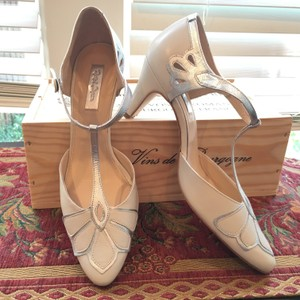Vintage Pump Wedding Wedding Shoes