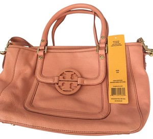 Tory Burch Satchel in Cantaloupe