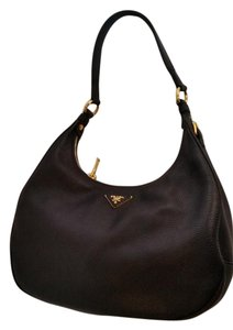 Prada Sholder Hobo Bag