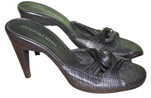 Newport News New Sandal black Sandals