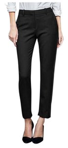 Gap Tuxedo Capri/Cropped Pants black