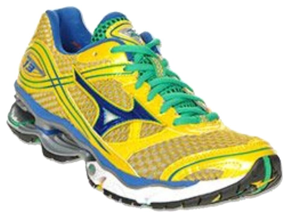 mizuno womens volleyball shoes size 8 x 3 yellow