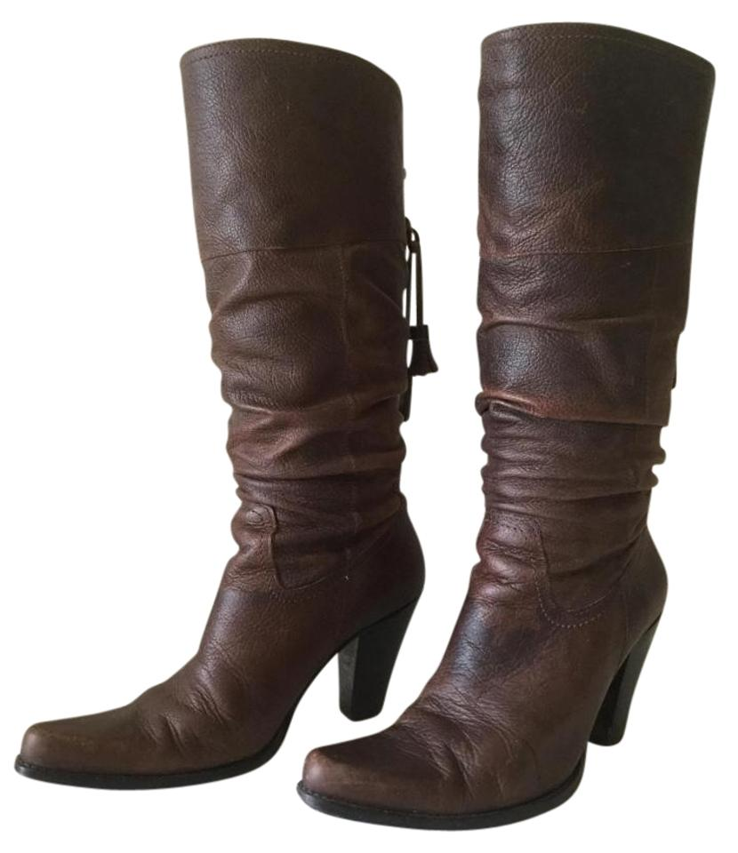 LADY Bakers Dark and Brown Western Boots/Booties Quality and Dark quantity guaranteed d057f3