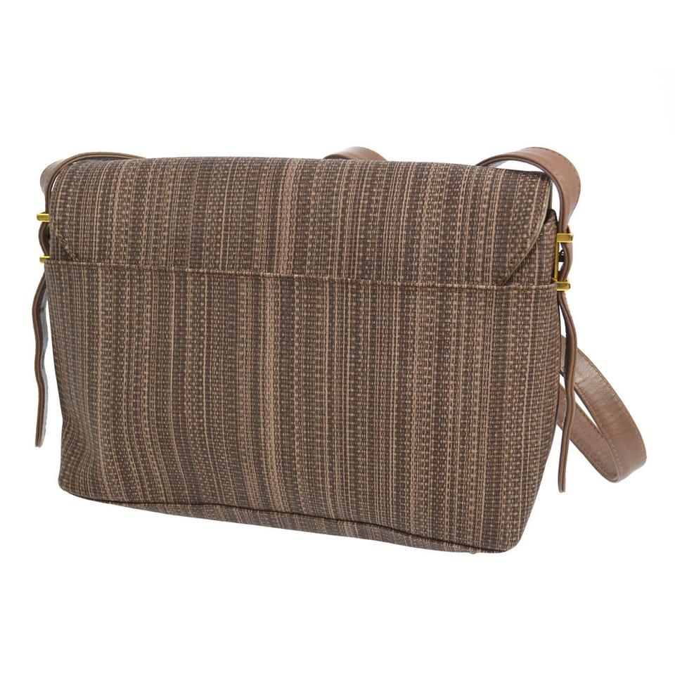 a472c97f0783 Givenchy Vintage Purses Designer Purses Taupe Leather   Striped ...