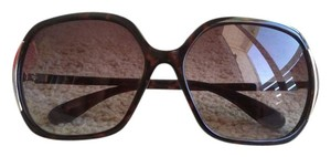 Marc by Marc Jacobs Tortoise Frame with Gold Detail