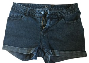 BDG Cuffed Shorts Black