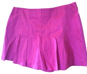 No Boundaries Mini Skirt Pink