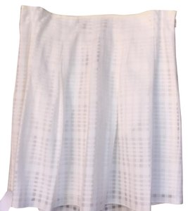 Vince Pleated White Size 4 Free Shipping Skirt