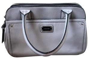 Nine West Satchel in Light Grey