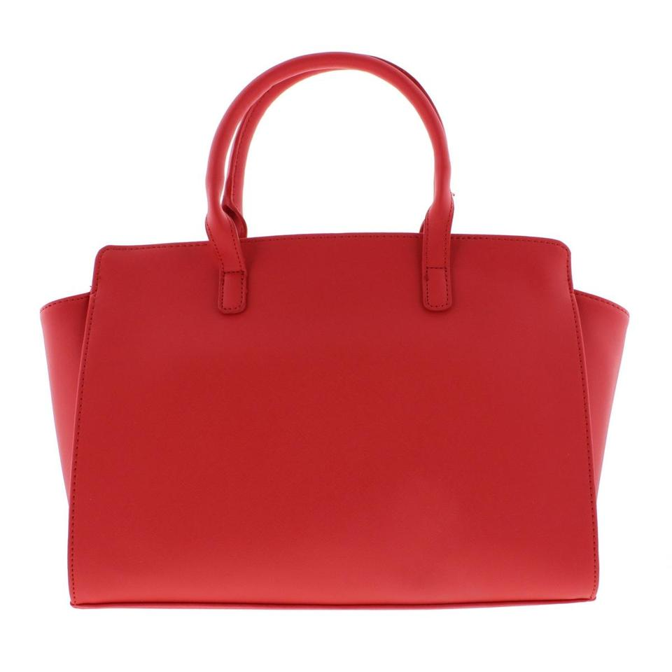 Kenneth Cole Reaction Satchel In Red 123