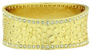 Other Flash Gold Top Grade Crystal Bangle