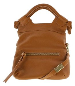 Foley + Corinna Satchel in Brown