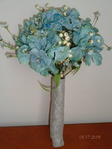 Beautiful Handmade Wedding Bouquet