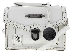 Versace 19.69 Satchel in white