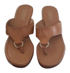 Franco Sarto Neutral Sandals
