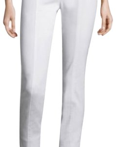 Tory Burch Skinny Pants White