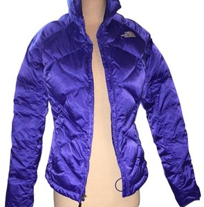 North Face Purple/Blue Jacket