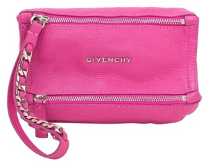 Givenchy New Pandora Wristlet in Pink