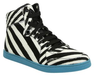 Gucci High Top Sneaker 354312 Multi-Color Athletic
