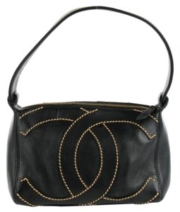 Chanel Supique Tote in Black