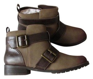Restricted Nice Soft Comfortable Ankle Brown - Tan Boots