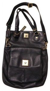 DKNY Soft Leather Cross Body Bag