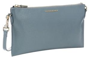 Burberry New Peyton Patent Leather Cross Body Bag