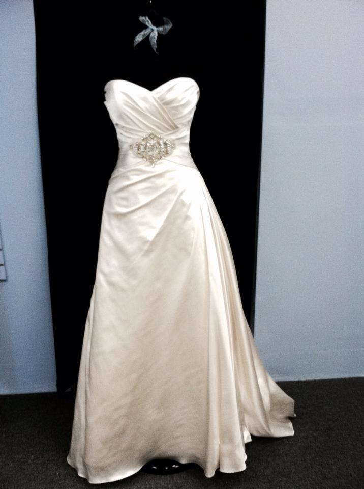 Maggie sottero christina wedding dress on sale 63 off for Maggie sottero wedding dress sale
