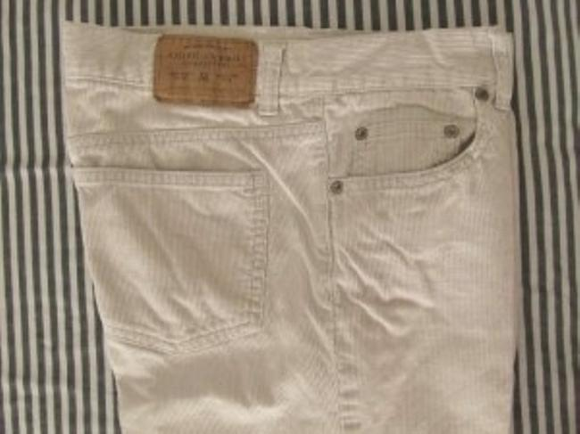 American Eagle Outfitters Boot Cut Pants Stone