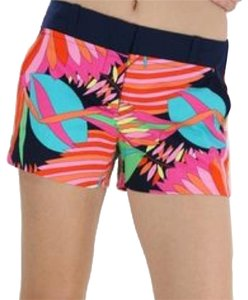 Trina Turk Dress Shorts Black, Pink, Orange, Yellow, White, Blue, Green