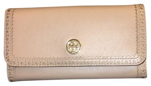 Tory Burch Tory Burch Pink Beige Wallet