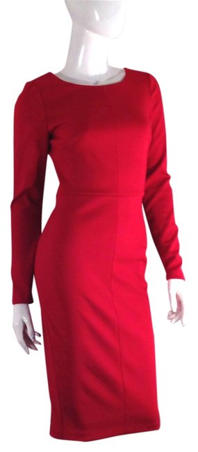 Preload https://img-static.tradesy.com/item/1797796/robert-rodriguez-red-knee-length-cocktail-dress-size-4-s-0-0-650-650.jpg