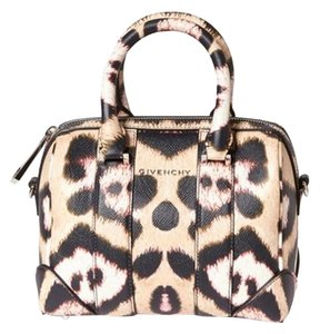 Givenchy New Lucrezia Jaguar Leopard Cross Body Bag