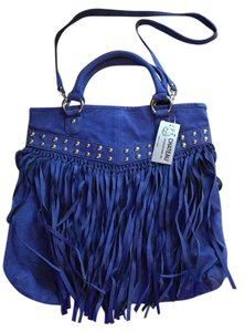 Chateau International Inc Tote in Royal Blue