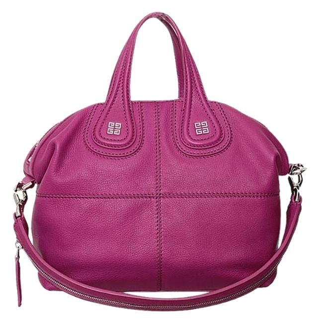 Item - New Nightingale Small Orchid Purple Pink Leather Shoulder Bag