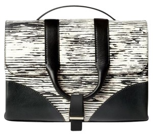 Jason Wu Black Messenger Bag