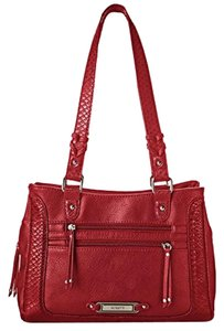 Rosetti Satchel in red