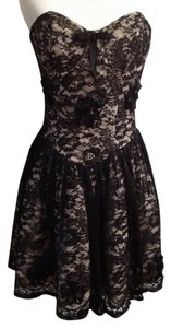 Betsey Johnson Lace Nightout Dress