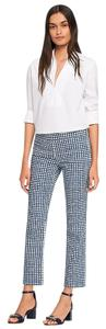 Tory Burch Capri/Cropped Pants Blue Haven