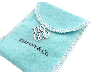 Tiffany & Co. sterling silver, Try God, 1/2