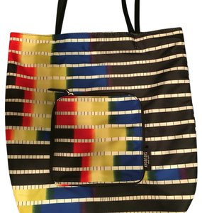 Kate Spade Tote in Red, Yellow, Blue
