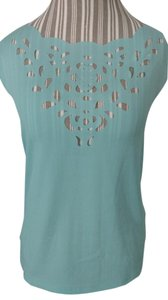 Miss Selfridge T Shirt Light blue