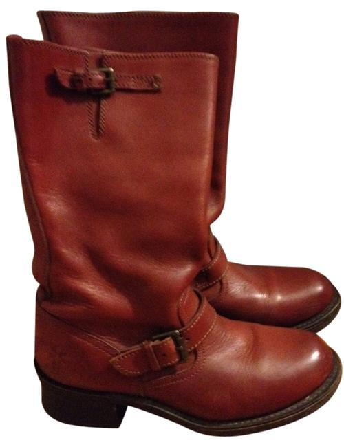 Item - Red Wood W Engineer 12rl 77515 Boots/Booties Size US 8.5