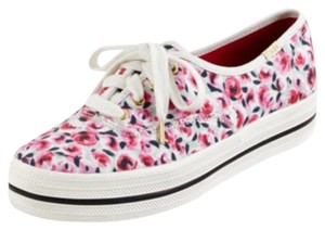 Kate Spade Pink Rose, White Athletic