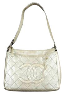 Chanel Gst Classic Flap Woc Shoulder Bag
