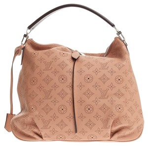 Louis Vuitton Mahina Leather Tote