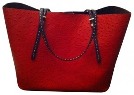 Preload https://item3.tradesy.com/images/michael-kors-gia-ostrich-stamped-crimson-leather-tote-179852-0-0.jpg?width=440&height=440